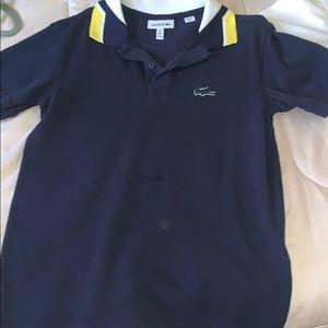 Lacoste kids polo shirt